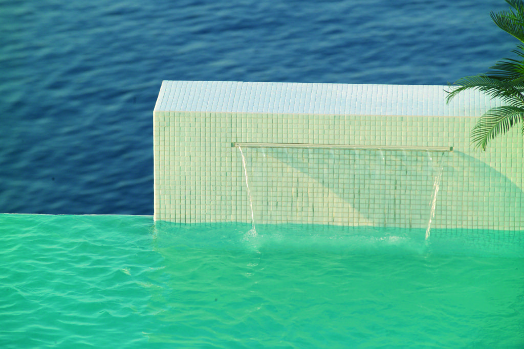 Cascadas para piscinas Zodiac