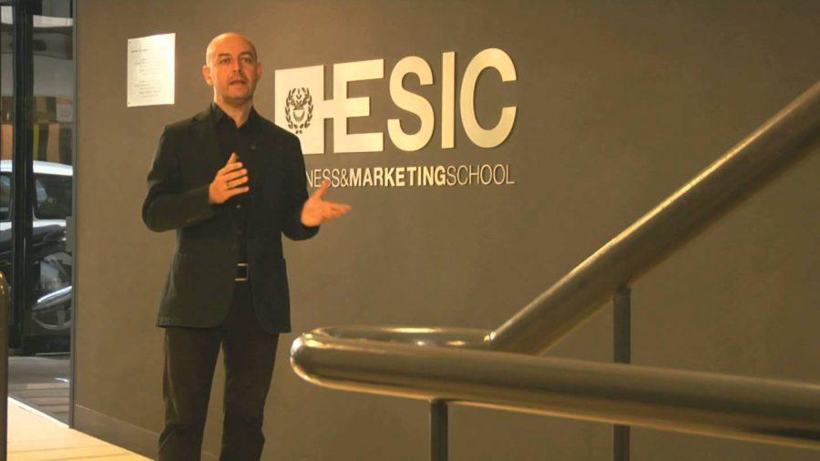 Piscinia: una referencia de buena conexión con el cliente para la prestigiosa escuela de negocios ESIC