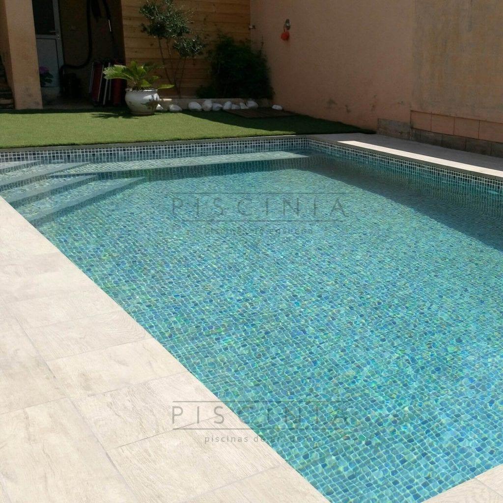 ¿Qué te parece esta piscina?