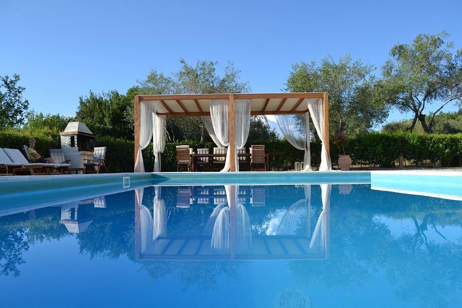 Piscina construcción de piscinas